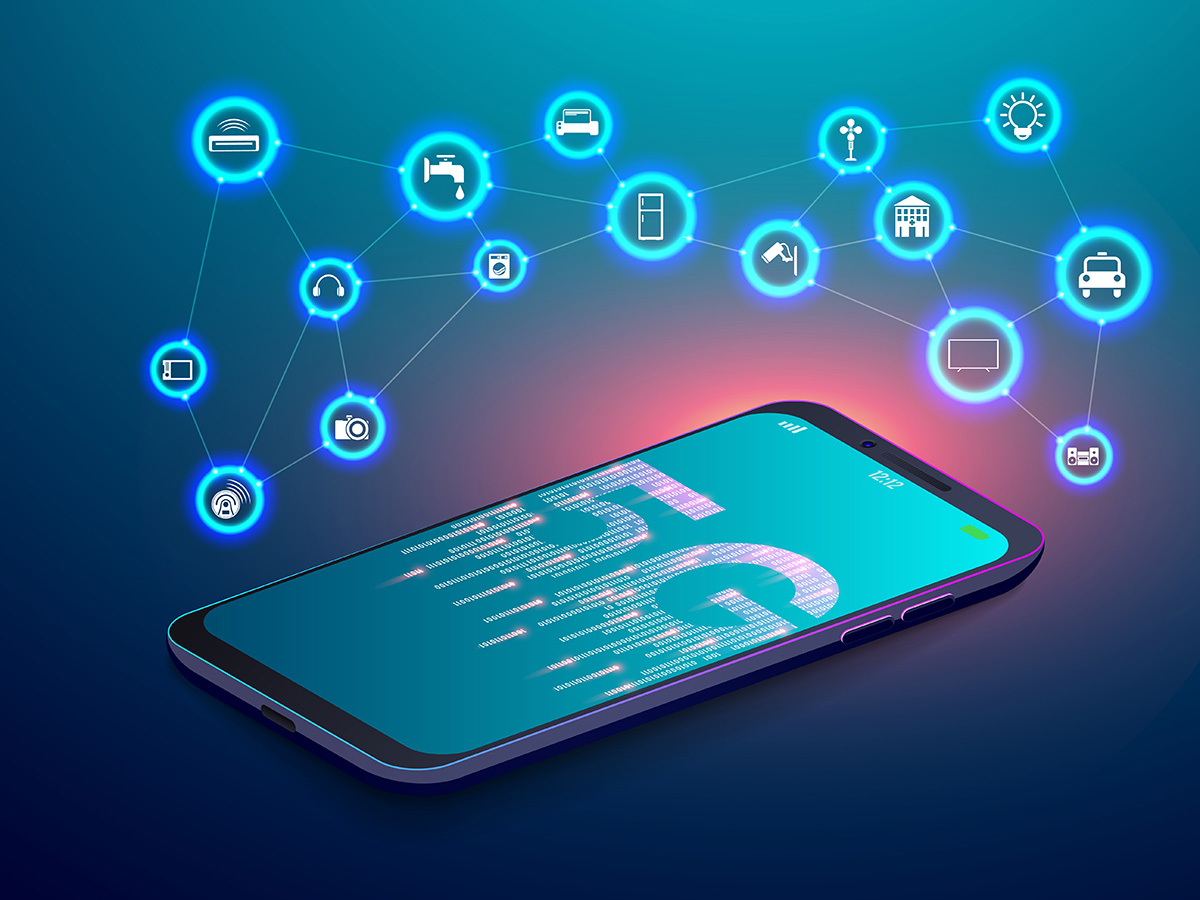 La 5G arrive bientôt en France, le réseau mobile du futur